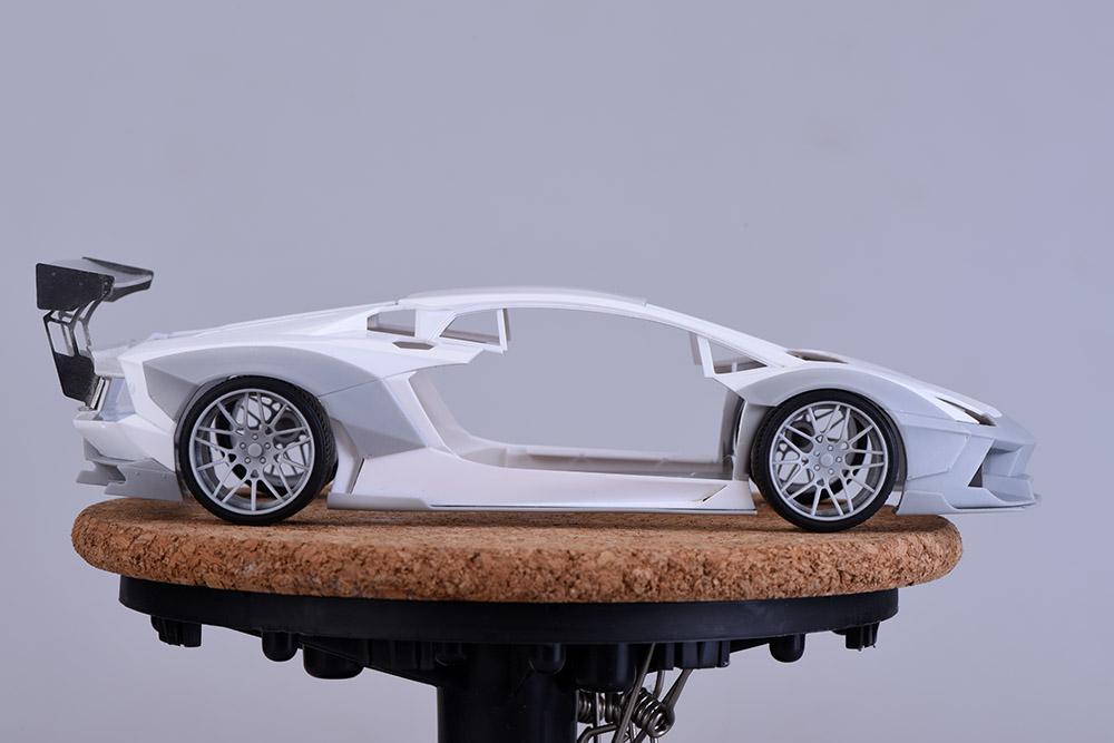 1 24 Lb Lamborghini Aventador Lp700 Wide Body Detail Up Sets