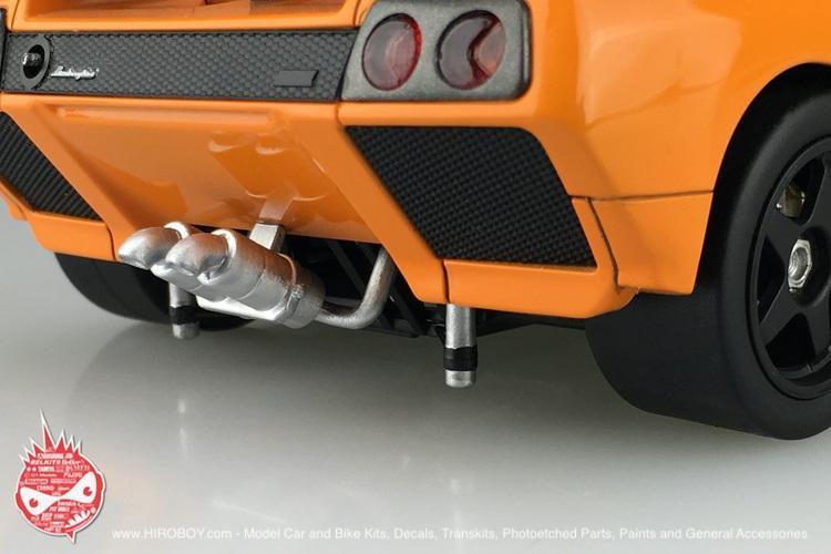 1 24 Lamborghini Diablo Gtr
