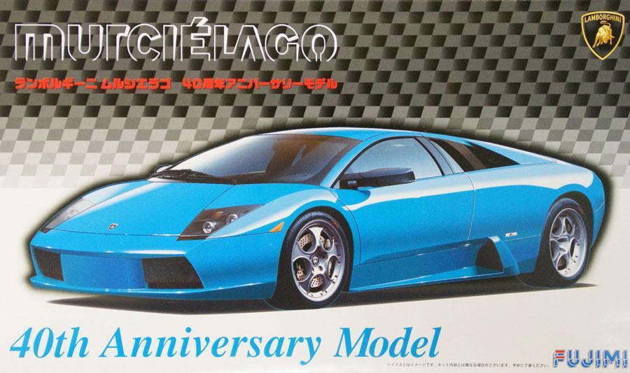 1 24 Lamborghini Murcielago 40th Anniversary Edition Fuj 125886