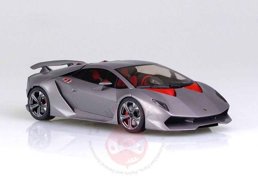 Beautiful ... 1:24 Lamborghini Sesto Elemento (Oversea Edition) ...