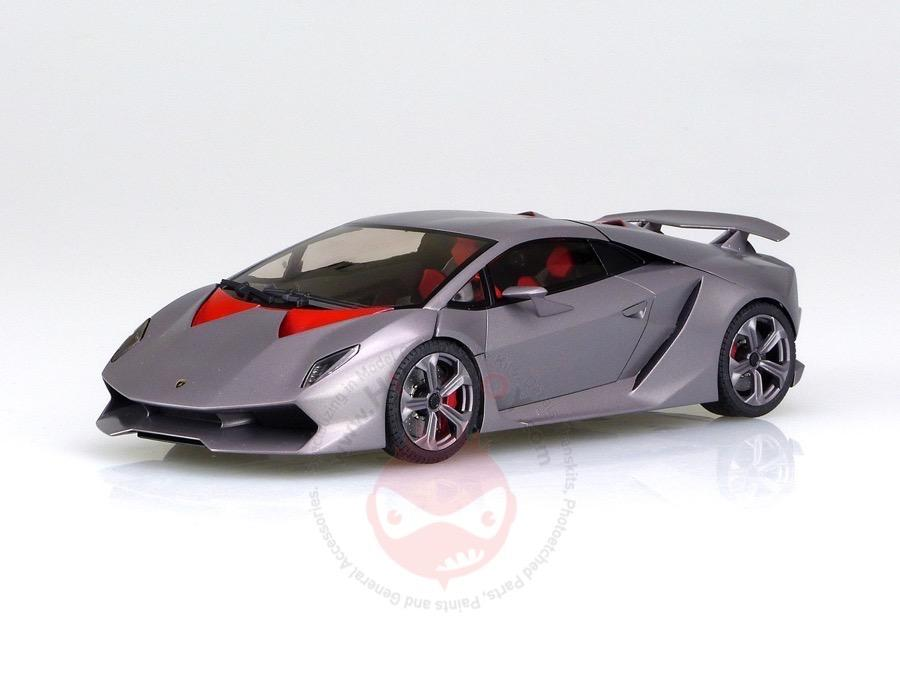 ... 1:24 Lamborghini Sesto Elemento (Oversea Edition) ...