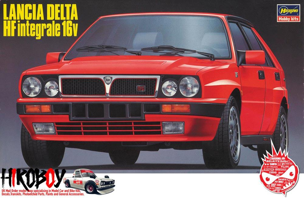 1:24 Lancia Delta HF Integrale 16v Limited Edition | HAS-20331 ...