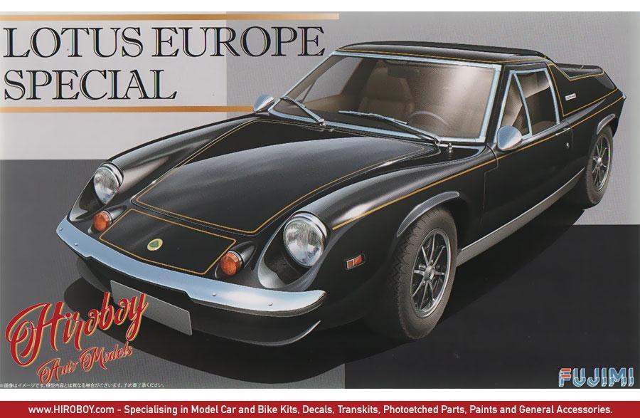1:24 Lotus Europa Special