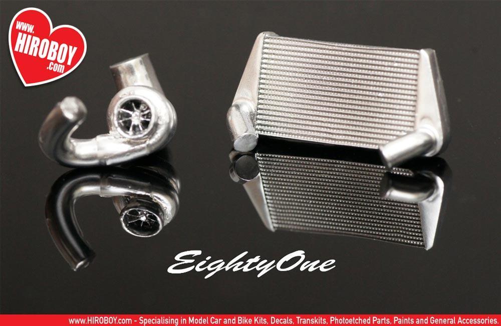 1//24 Resin Engine Mazda 13b