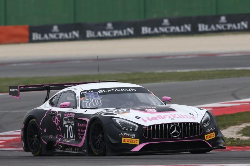 1:24 Mercedes-AMG GT3 Hello Kitty #70 Decals
