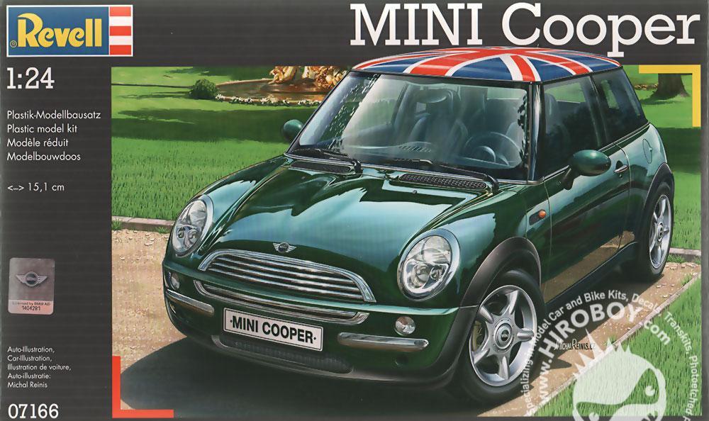 1:24 Mini Cooper