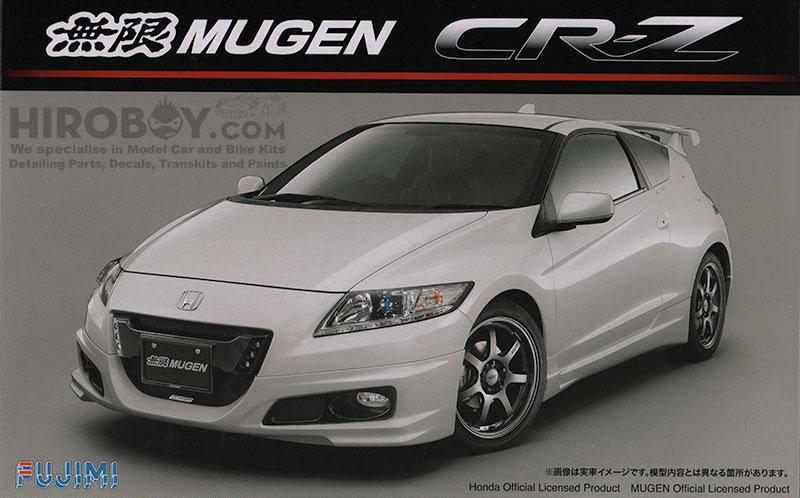 1 24 Mugen Honda Cr Z