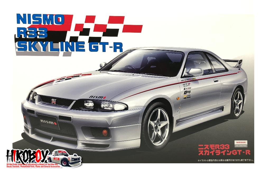 Model Kits NISSAN SKYLINE RS-C R30 2000 TURBO FUJIMI PLASTIC MODEL