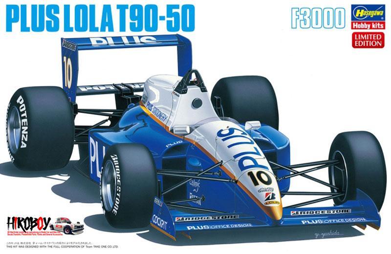 1:24 Plus Lola T90-50 - Japanese F3000 Race Car