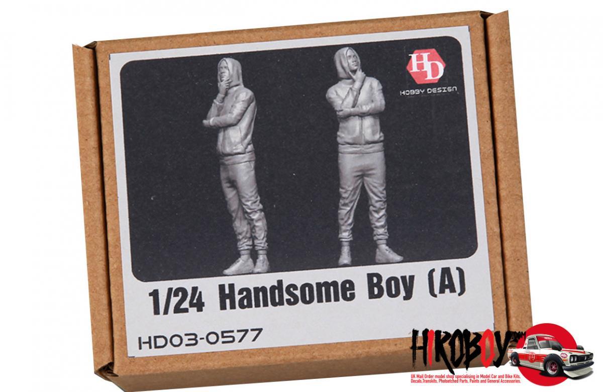 1:24 Handsome Boy (A) | HD03-0577 | Hobby Design