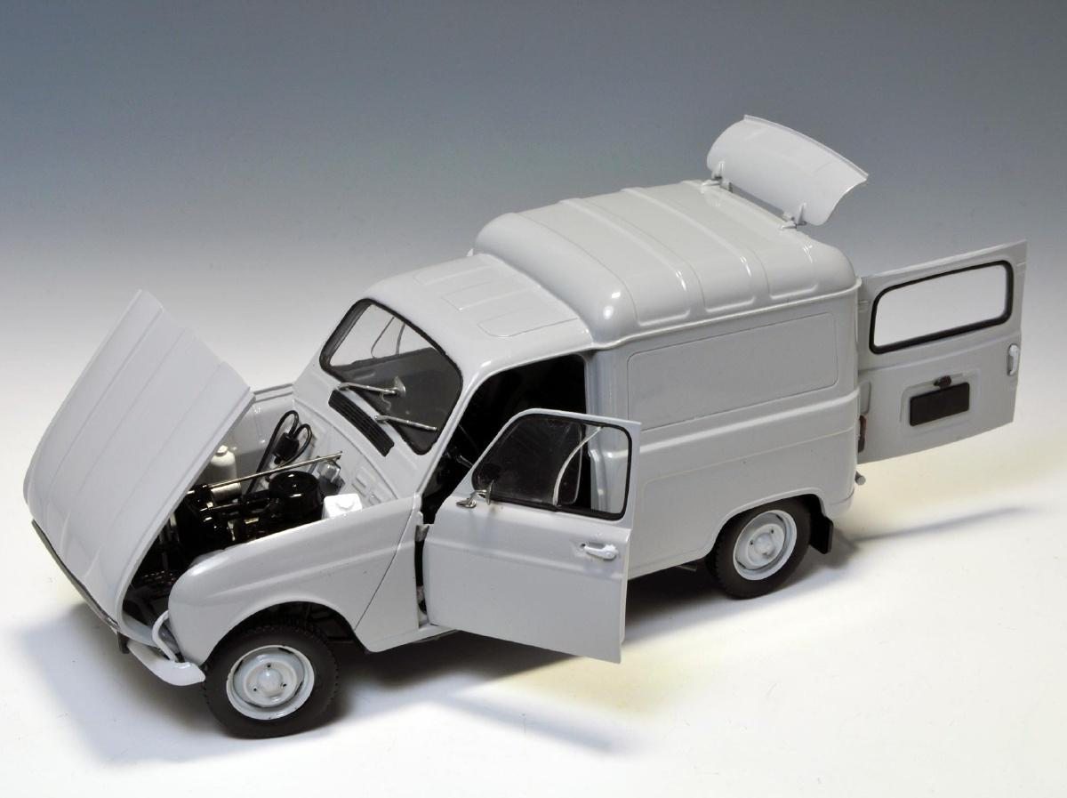 1 24 renault 4 fourgonnette ebr 25003 ebbro. Black Bedroom Furniture Sets. Home Design Ideas
