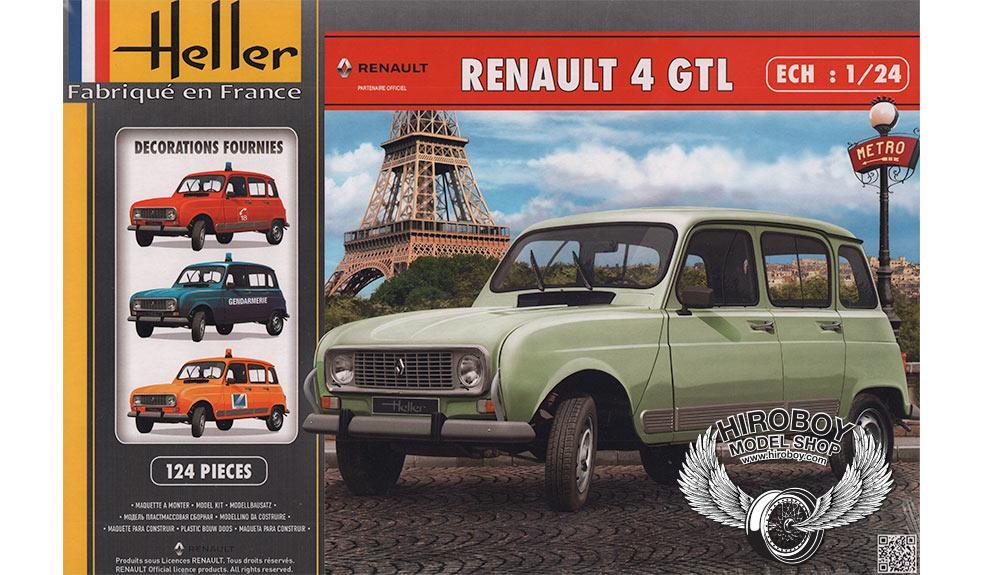 1:24 Renault 4 GTL