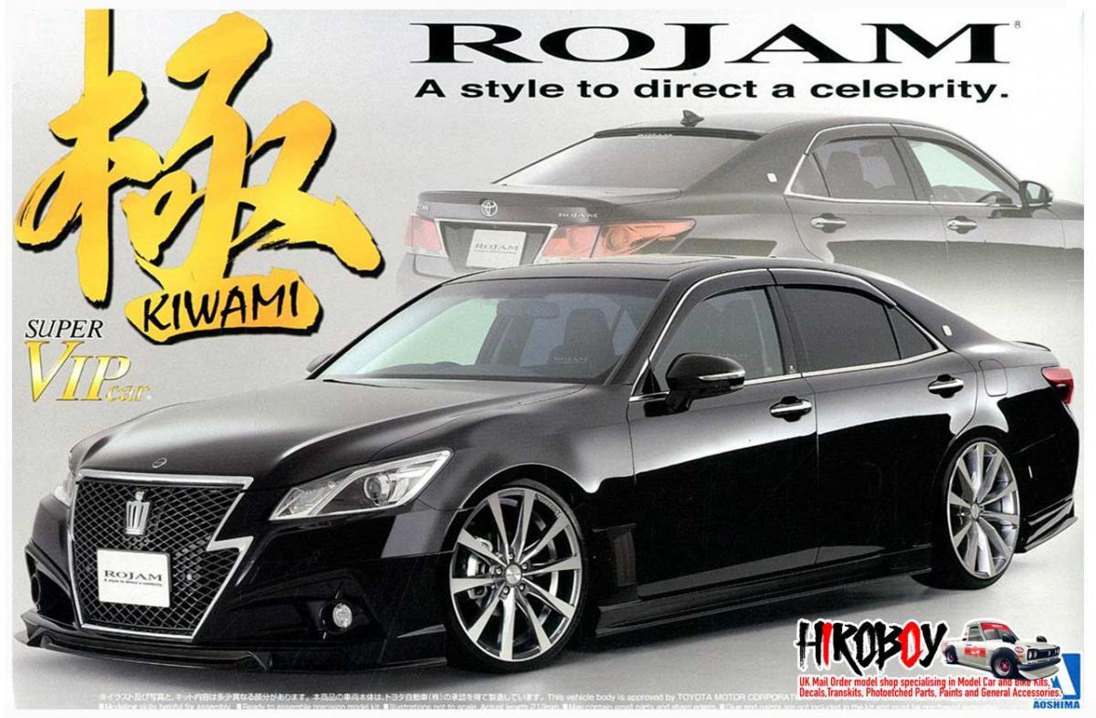 1:24 Rojam Toyota Crown