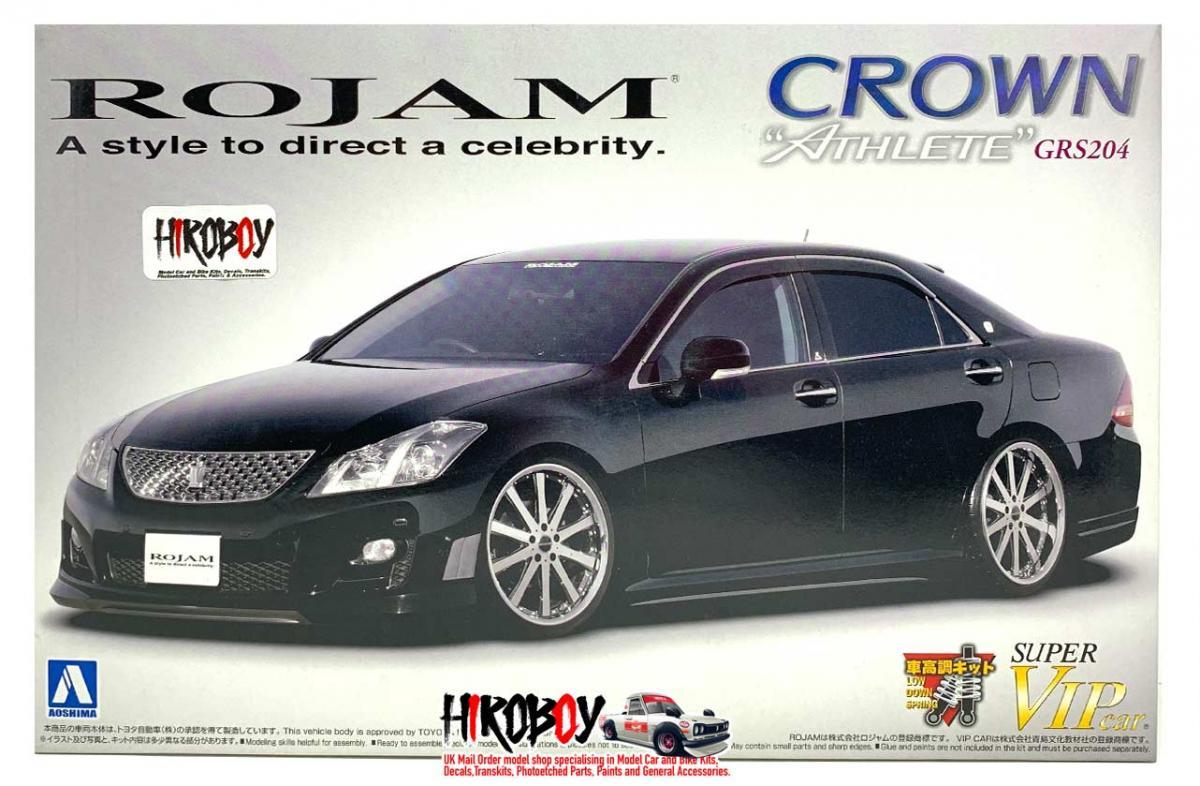 1:24 Rojam IRT Toyota Crown Athlete