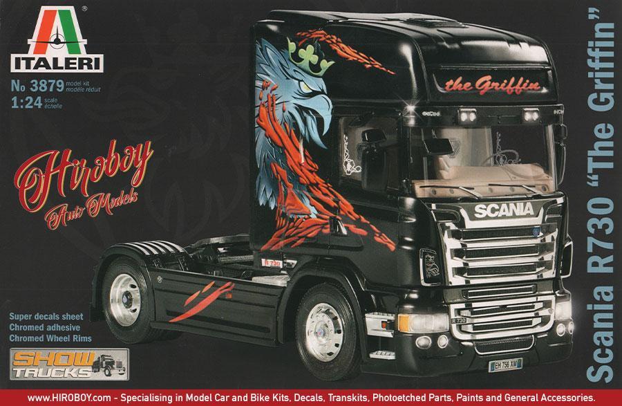 1:24 Scania R730
