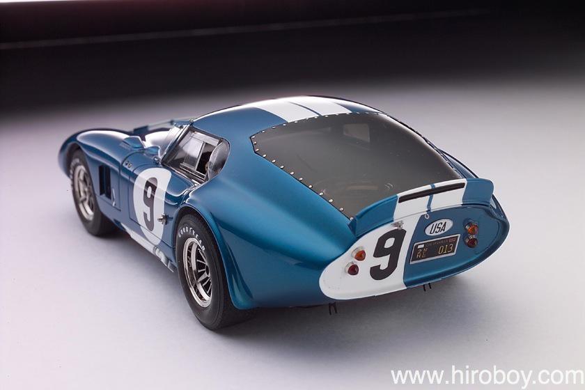 Shelby Daytona Coupe Kit Car Uk