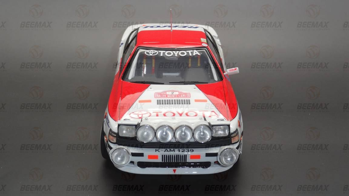 1:24 Toyota Celica ST165 - 1991 Monte Carlo Rally Winner | AOS ...