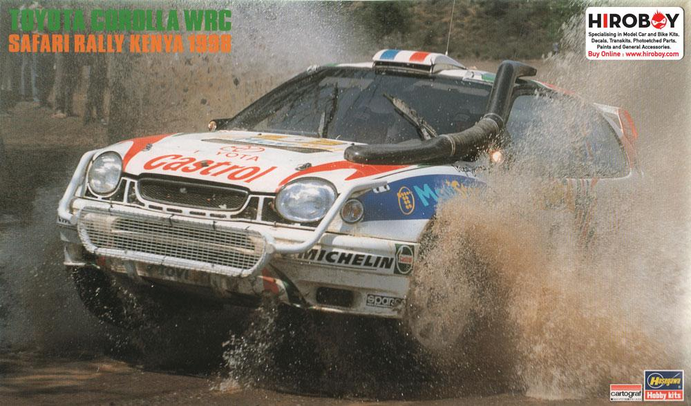 1:24 Rally Cars | Model Cars and Bike Kits | Accessories | Hiroboy