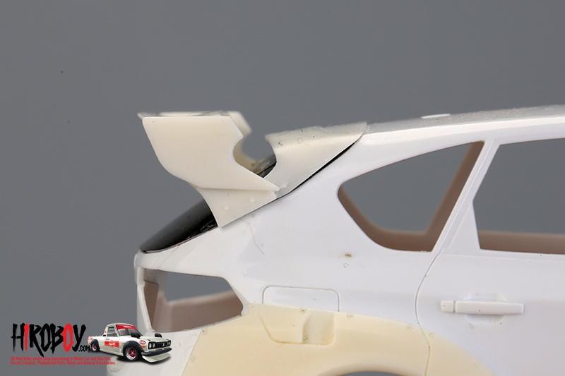 Impreza Body Cover Mobil For Ford Fiesta Abu Abu Daftar Harga Source · 1 24 Varis Wing For Subaru Impreza WRX STI