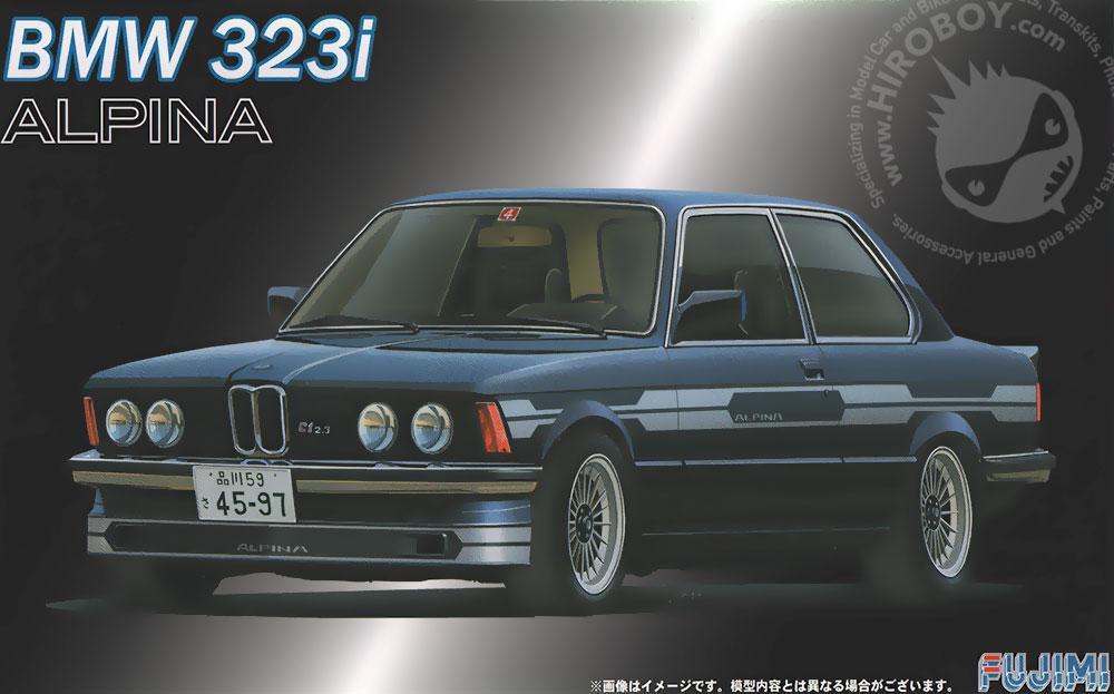 1:24 BMW 323i Alpina | FUJ-126111 | Fujimi