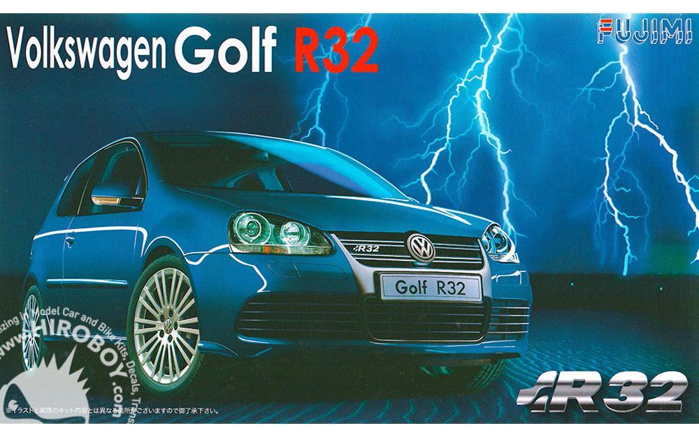 1:24 Volkswagen Golf Mk5 R32