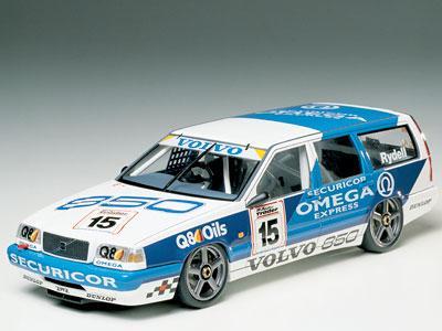 1:24 Volvo 850 Estate 1995 Decals (for Tamiya kit #24162) | SHK-D136