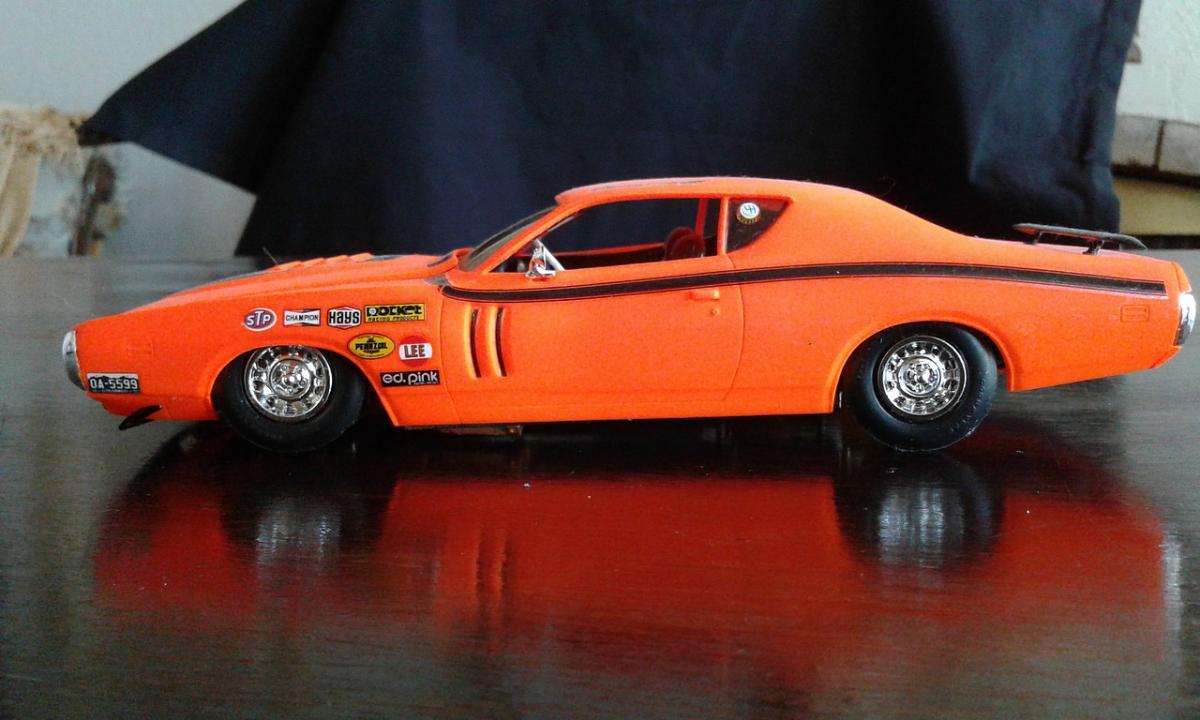 Dodge Charger Kit Car Uk