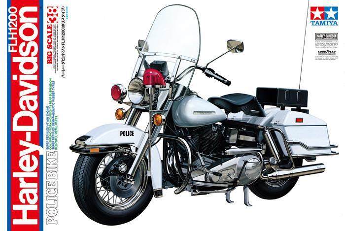 Harley Davidson Police Model