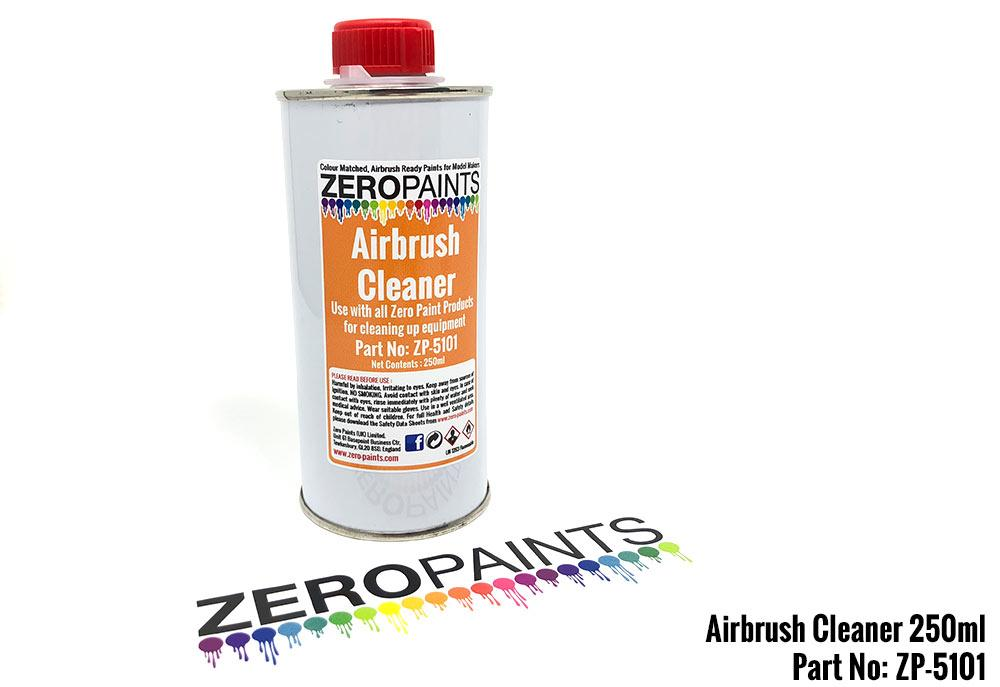 Airbrush To Use With Solvent Paints