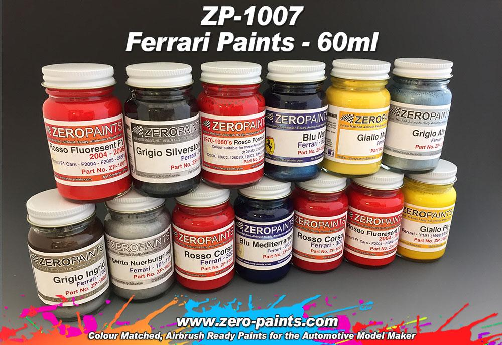 Tamiya Paint Colours Brm
