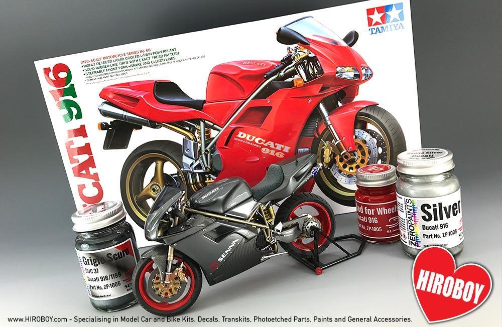 Ducati Paints 60ml   ZP-1005   Zero Paints