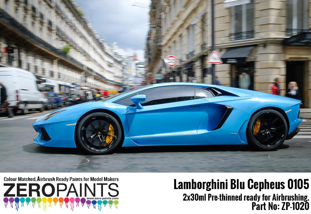 Lamborghini Paints 60ml Zp 1020 Zero Paints