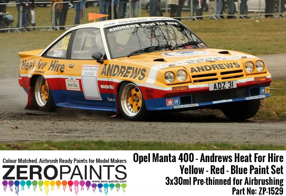 opel manta 400 group b andrews heat for hire yellow. Black Bedroom Furniture Sets. Home Design Ideas