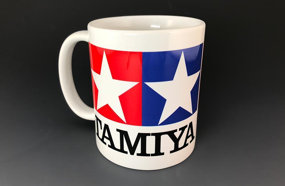 5cd3e562d98 Tamiya Logo 11oz Mug   Tamiya-Mug   Zero Designs