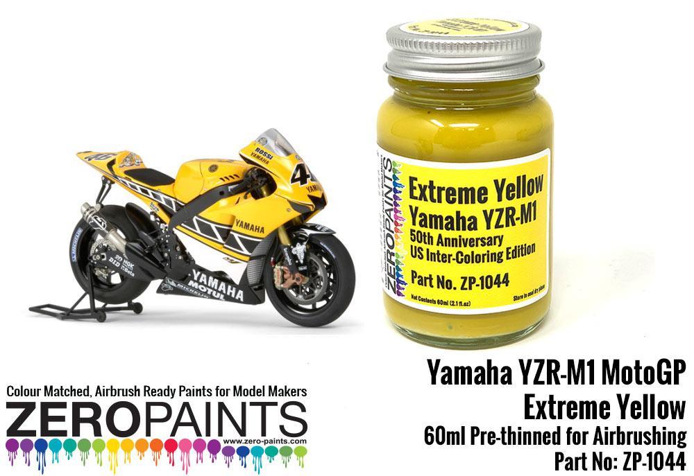 Yamaha MotoGP Extreme Yellow Paint 60ml