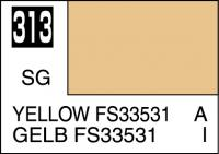 Mr Color Paint Yellow FS33531 10ml # C313