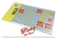 1:12 Lotus 78 Imperial Tobacco Decals (Tamiya)