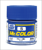 Mr Color Solvent Paints