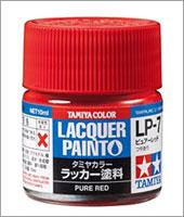 Tamiya Lacquer Paints