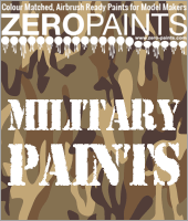 Zero Military Colour Paints