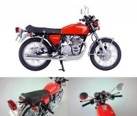 1:12 Honda CB 400 Four (1974 Model)