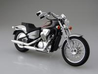 1:12 Honda Steed 400VSE with Custom Parts (1995)