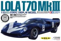 1:12 Lola T70 MkIII - c/w Photoetched Parts - 12043