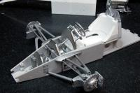 1:12 Lotus 97T Belgium GP Full Detail Multi-Media Model Kit