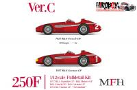 1:12 Maserati 250F Full Detail Kit -  Ver.A : 1957 Rd.1 Argentine GP Winner