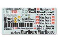 1:12 McLaren MP4/4 Decals for MFH