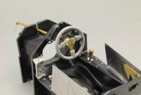 1:12 Mclaren MP4/6 Cockpit Detail-up Set