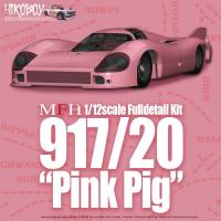 "1:12 Porsche 917/20 ""Pink Pig"" Full Detail Kit"