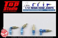 1:12 Resin Hose Joints (1.8mm)