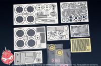 1:12 Honda VFR750 (RC30) Detail-up Set For Tamiya 14057